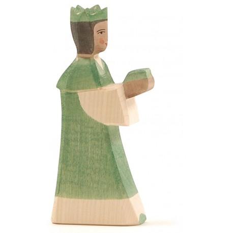 König grün
