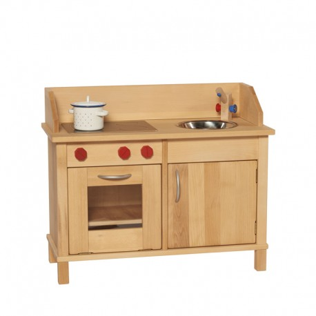 Kinderküche aus Holz