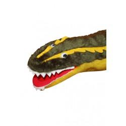 Handspielpuppe Krokodil