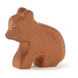 Ostheimer Bär klein sitzend