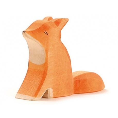Ostheimer Fuchs klein sitzend