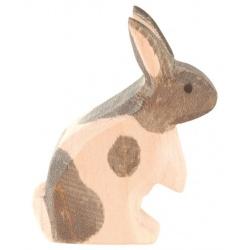 Ostheimer Kaninchen stehend
