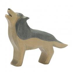 Ostheimer Wolf heulend
