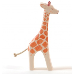 Ostheimer Giraffe groß stehend