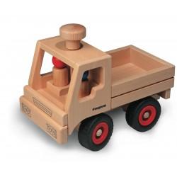Holzfahrzeug Unimog