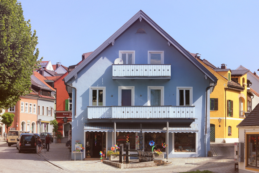 Wölfel in Murnau