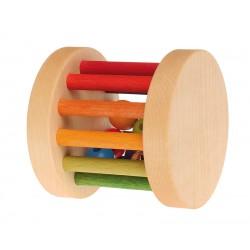 Mini Babyroller Regenbogenfarben